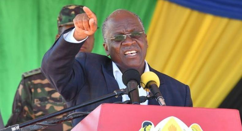 Tanzania President Dkt John Magufuli