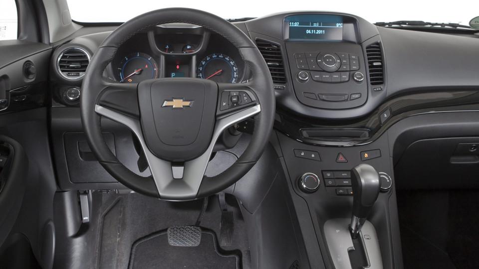 Tasza Wersja Zafiry Sprawdzamy Chevroleta Orlando