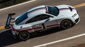 Audi TT Clubsport Turbo - w hołdzie 90 IMSA GTO