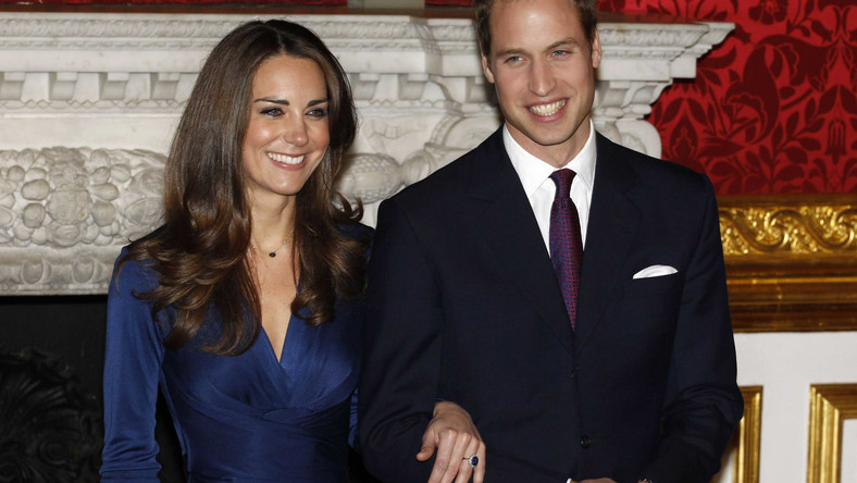 Kate Middleton i Książę William, fot. Reuters
