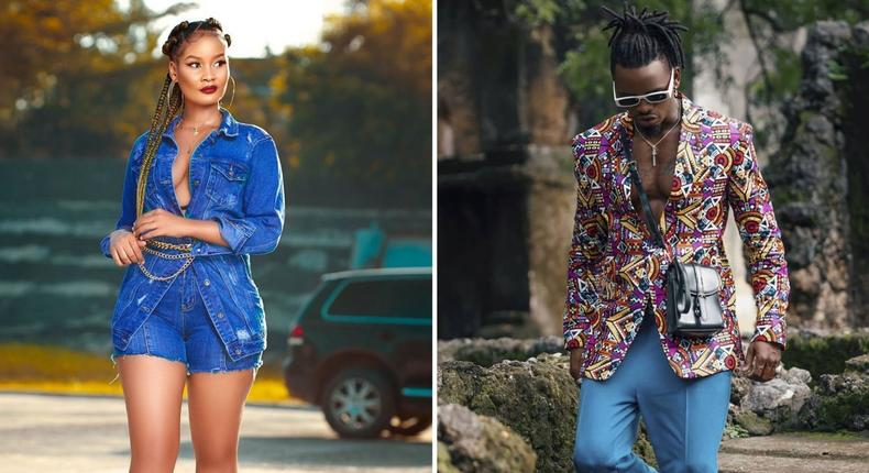Hamisa Mobetto addresses allegations of getting back with baby daddy Diamond Platnumz