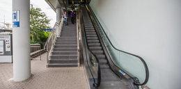 Dworzec w Poznaniu nadal bez ruchomych schodów