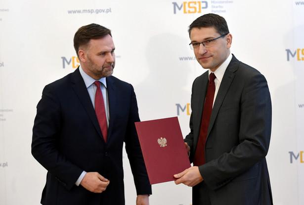 Dziś szefem Prokuratorii Generalnej został profesor Leszek Bosak