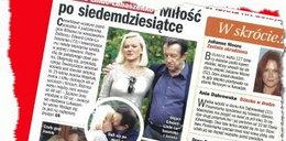 """Są parą? Stary Lubaszenko i młoda aktorka """"M jak miłość"""" przyłapani na..."""