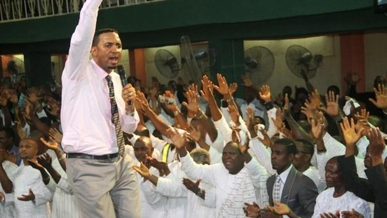 Pastor Okafor, the general overseer of Mountain Of Liberation And Miracle Ministries.