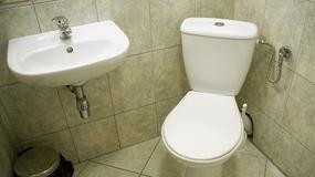 Dyrektor jest w stanie policzyć umywalki w szkole