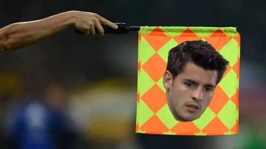 Memy po meczu Juventus - FC Barcelona