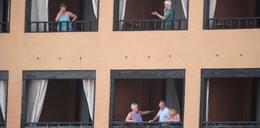 Kwarantanna turystów w hotelu na Teneryfie. Wśród nich są Polacy
