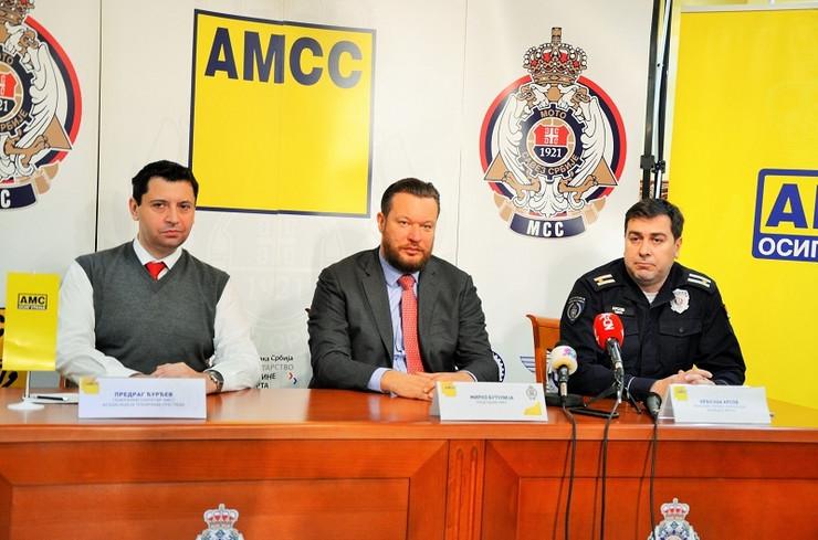 Predrag Đurđev, Mirko Butulija i Nebojša Arsov 1