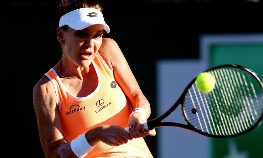 Kolejna porażka polskiej gwiazdy tenisa
