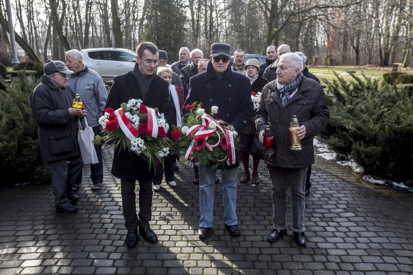 71 lat Armia Czerwona wkroczyła do Katowic