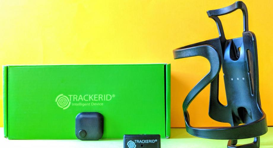 Test TrackerID LTS-450: GPS-Flaschenhalter am Fahrrad
