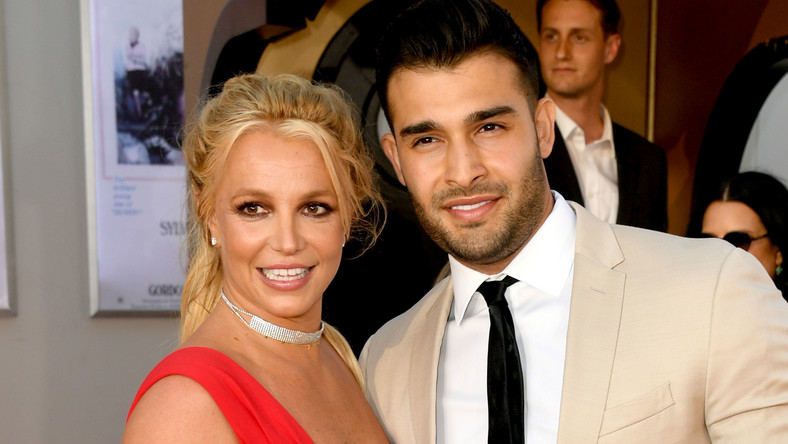 Britney Spears' Boyfriend Says She Is His Fitspo