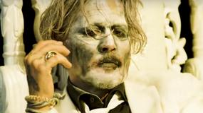 Johnny Depp w krwawym teledysku Marilyna Mansona