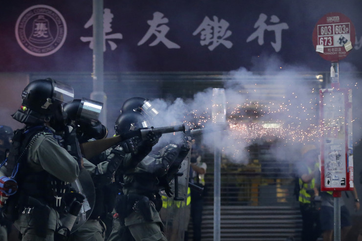 Hong Kong protesti 2.11.