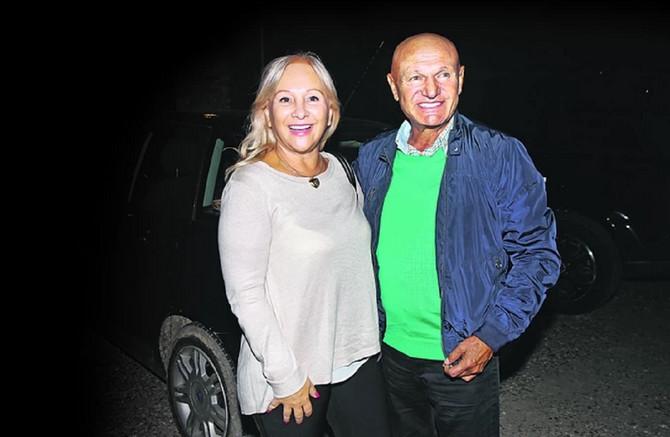 Gordana i Šaban Šaulić