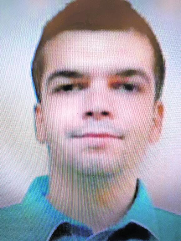 Carnival crew member Nikola Arnautovic