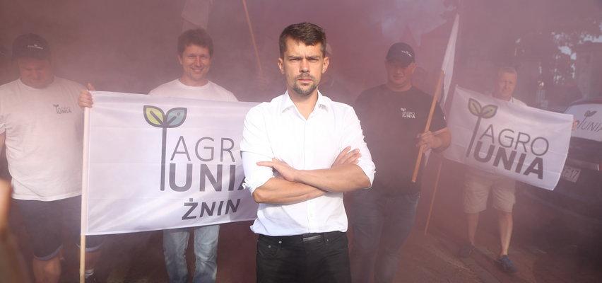 Przepychanki z ministrem na targach rolniczych. Agrounia przycisnęła polityka