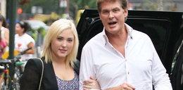 Hasselhoff przyjaźni się z córką