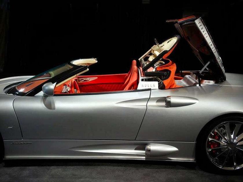 Spyker wyprowadza się do Wielkiej Brytanii