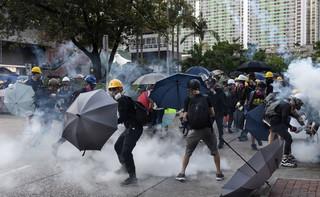Pekin chce dokręcić śrubę Hongkongowi