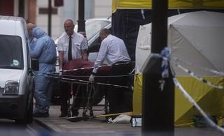 19-letni nożownik w Londynie: Jedna osoba nie żyje, pięć jest rannych
