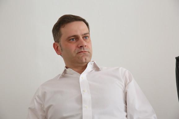 Za savez: Borko Stefanović