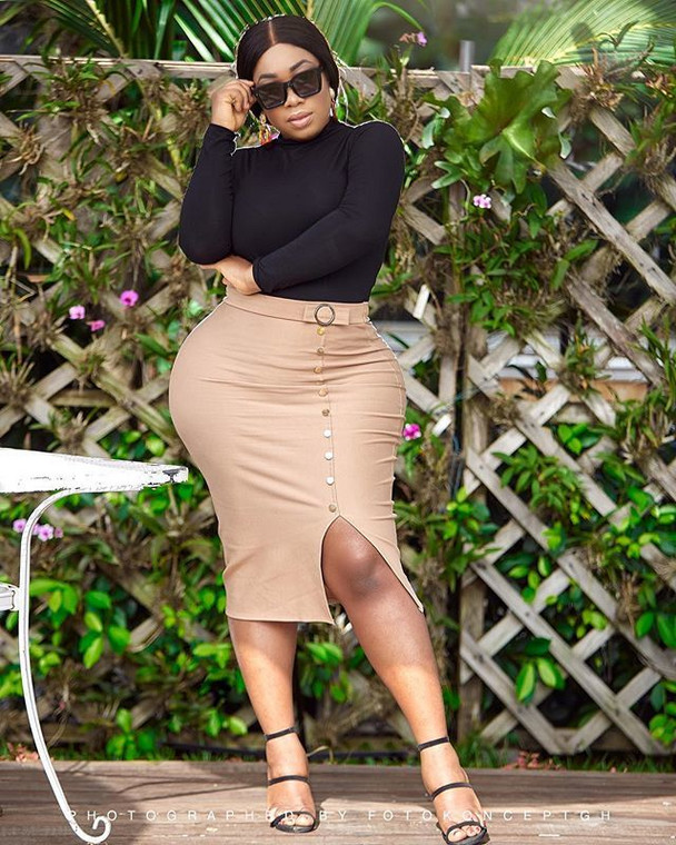 10 times Moesha Boduong was our style influencer