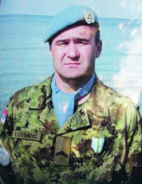 Nastradali Srđan Stevanović