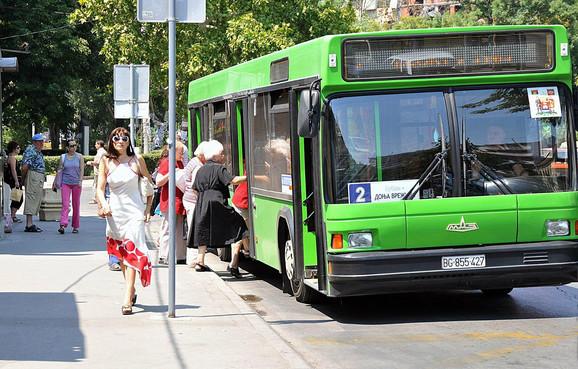 Gradski prevoz poskupeo je za 15 odsto