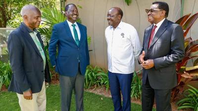 Mukhisa Kituyi reveals details of his meeting with Raila, Orengo & Kibwana