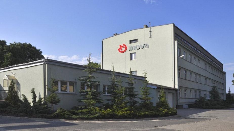 Siedziba firmy Inova