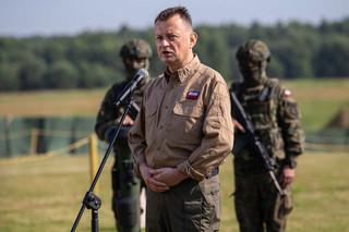 Błaszczak: Polska się zbroi, a wojsko się rozrasta po to, by nasza ojczyzna była bezpieczna