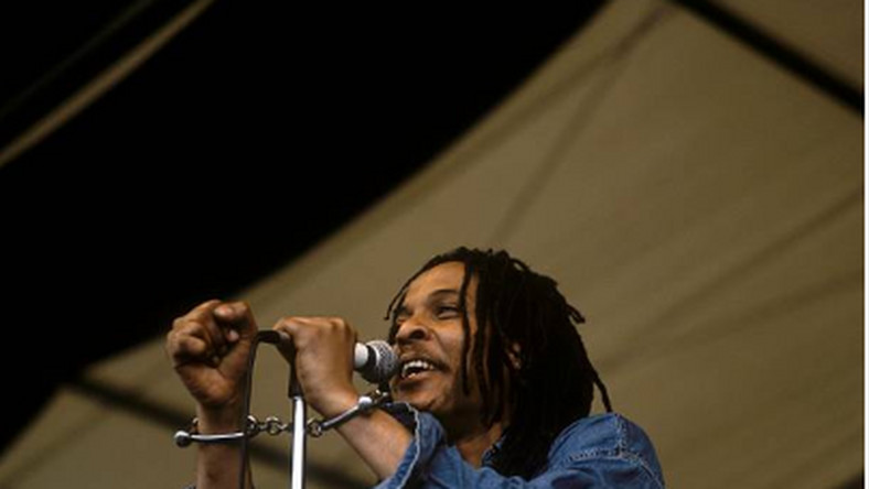 Majek Fashek has died at the age of 57 (David Redfern/Redferns)