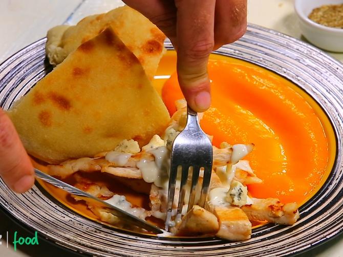 Malo piletine, gorgonzole i kremastog sosa! Ne zovu ga bez razloga recept za HEDONIZAM!