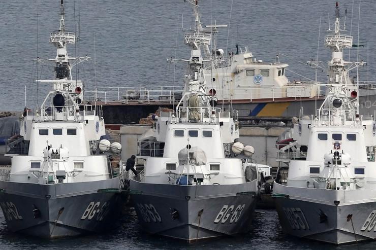 Ukrajinski brodovi sa Krima biće vraćeni ukrajinskoj mornarici