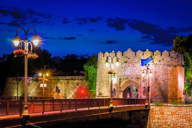 Osim Tvrđave, Kej na Nišavi i zgrada Banovine su ponos grada