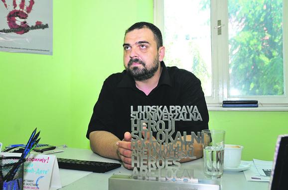 Prema rečima Slobodana Jovanovića, većina pedofila koji se nalaze u registru su povratnici i zato on treba da bude javan