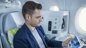 Światowej klasy system rozrywki pokładowej i Wi-Fi na pokładzie Airbusa A350 Finnaira