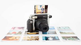 Aparaty natychmiastowe typu polaroid - przegląd rynku