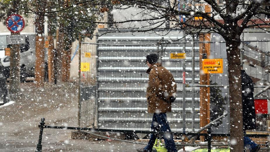 Śnieg i deszcze powrócą do Polski