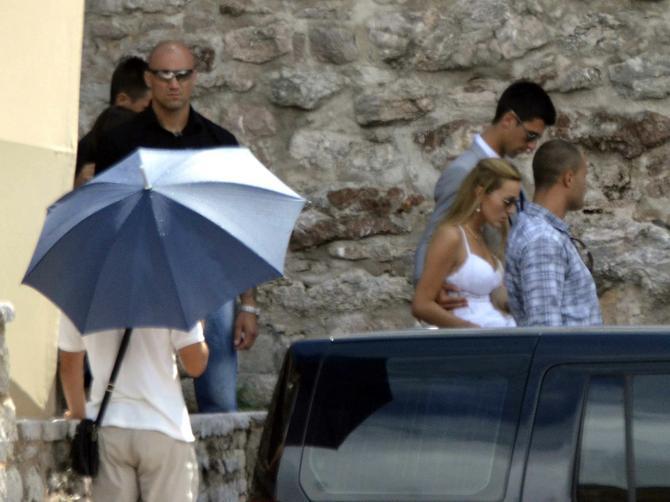 Viktorova svadba je tema dana: A ovako su izgledala venčanja naših ostalih tenisera!
