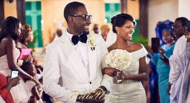 Gbenro Ajibade has come out to say that he didn't marry his ex-wife, Osas Ighodaro for a green card. [BellaNaija]