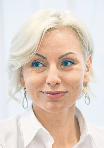 Monika Zakrzewska prezes Fundacji Rozwoju Rynku Finansowego