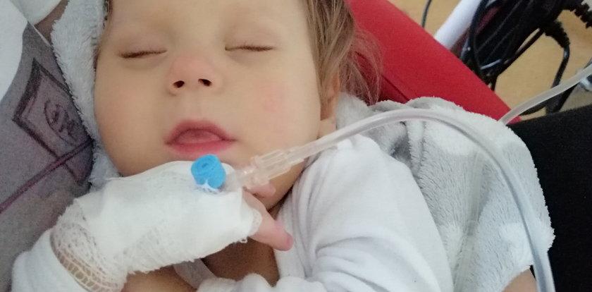 2-letni Marcelek potrzebuje przeszczepu wątroby! Operacja kosztuje ponad 7 milionów złotych