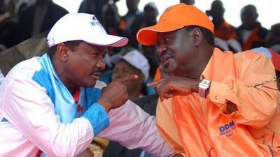 ODM denies having a Secret 2022 pact with Kalonzo Musyoka