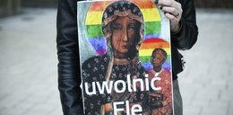 Zatrzymali ją za Matkę Boską. Wielki protest