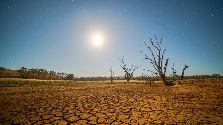 Katastrofa klimatyczna to według amerykańskiego wywiadu jedno z największych zagrożeń