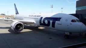 PLL LOT odebrał ósmego Boeinga 787-8 Dreamliner