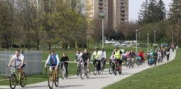 Rowerzyści rozpoczęli sezon w Rzeszowie